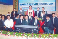 "CELEBRATION OF WORLD HUMAN RIGHTS DAY & LECTURE ON ""HUMAN RIGHTS IN INDIA: PROCEDURAL SAFEGUARDS"" - Hon'ble Shri. Shatrughan Sinha Member of Parliament, Former Union Minister for Health and Cine-Super Star #MukundSarda #MukundSardaNews #MukundSardaWiki #MukundSardaPune"
