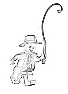 Lego Coloring Pages. Lego Coloring PagesIndiana JonesLego Stuff bc729c40b904
