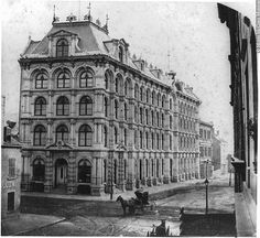 On December 9, 1851, the first YMCA in North America is established in Montreal, Quebec.