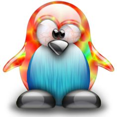 Penguin Coloring, Cartoon People, Stick Figures, Linux, Coloring Pages, Clip Art, Decorating, Drawing, Logos
