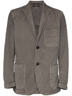 These blazers mean business. Shop blazers for men at Farfetch and find the fine Italian tailoring of Tagliatore alongside the responsibly sourced style of Eleventy. Mens Designer Blazers, Designer Jackets For Men, Blazers For Men, Leather Jeans, Tailored Jacket, Puffer Jackets, Classic Style, Menswear, Sport Coats