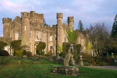 https://flic.kr/p/PfVXA3 | Augill Castle | Augill Castle in Cumbria on a winter afternoon