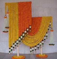 Diwali Decorations At Home, Marriage Decoration, Wedding Stage Decorations, Backdrop Decorations, Festival Decorations, Flower Decorations, Backdrop Ideas, Backdrops, Desi Wedding Decor
