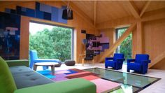 A Mind-Boggling Balancing Hotel in Suffolk, England