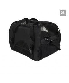 Portable Pet Carrier - Black
