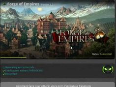 Forge of Empires Triche