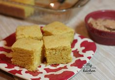 The Best Sweet Cornbread You'll Ever Have! {Gluten-free}