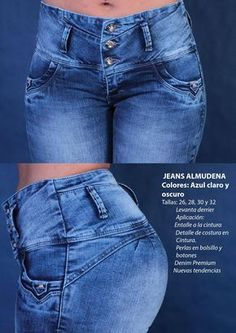 Dolcci Jeans by Katty Garcia Mens Slacks, Denim Jeans Men, Sexy Jeans, Best Jeans For Women, Pants For Women, Jeans Women, Modelista, T Shirts Uk, Fashion For Women Over 40
