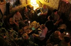 Irland ist voller Musik - zumindest in Clonakilty. Foto: Doris Concert, Pictures, Ireland, Musik, Concerts