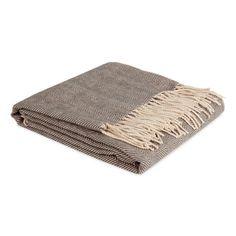 Fringed Herringbone Blanket - Blankets - Decoration | Zara Home România