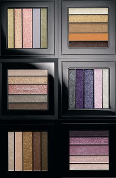 The ultimate MAC eye shadow collection.