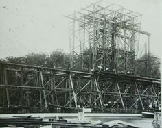 Building the Hawkesbury River Railway Bridge.A♥W