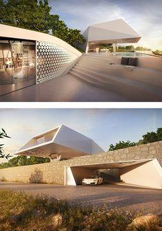 Villa F by Hornung & Jacobi Architecture | Inspiration Grid | Design Inspiration