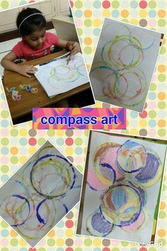 #CompassArt