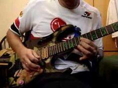 SPFC Hino do São Paulo na Guitarra (Felipe Chavinholo) …