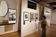 Exposición Armando Herrera. Exposición Amor perdido en el Museo del Estanquillo. Foto: Dardané Pérez Romero / Secretaría de Cultura del Distrito Federal.