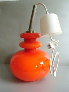 Lampe - Designklassiker Peill & Putzler  aus den 70er Jahren