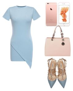 """""""Very Elegant"""" by arianagrande1962 on Polyvore featuring Valentino, MICHAEL Michael Kors, women's clothing, women, female, woman, misses and juniors"""