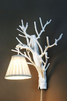 Деревья в интерьере: ветви и древесина для декора дома. Фото   Идеи для дома
