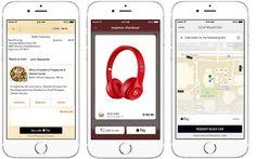 #NoVarejoPeloMundo Sistema de pagamentos mobile Apple Pay será aceito a partir de outubro em 15 redes varejistas americanas, em um total de mais de 220 mil PDVs. Entre os parceiros da Apple estão @wholefoods, @disneystore, @mcdonalds, @macys, @bloomingdales e @walgreens #apple #applepay #mobile #mpayment #retail #novarejo #wholefoods #disney #mcdonalds #macys #walgreens #duanereade #bloomingdales #subway #NFC