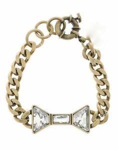 The Ciara Vintage Bow Bracelet ,