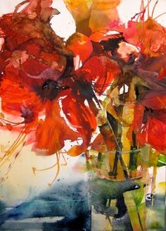 Painting classes in 2015 !! - Elke Memmler