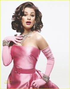 Glee vogue; Madonna