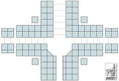 HANDWERKJUFFIE: Granny square VEST... eindelijk af!http://handwerkjuffie.blogspot.be/
