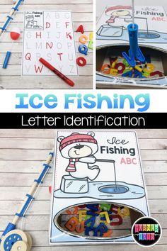 Ice Fishing ABC