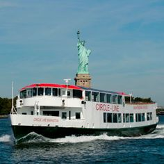 Circle Line Sightseeing Cruises Discount Tickets | New York CityPASS® Attraction