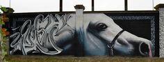 Cheone - Italian Street Artist - Milano (IT) - 06/2015 -  \*/  #cheone #streetart#italy