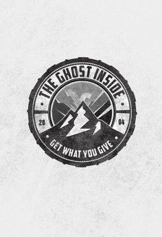 The Ghost Inside Film Music Books, Music Albums, Craig Owens, The Ghost Inside, Get What You Give, Band Wallpapers, My Favorite Music, Phone Backgrounds, Music Stuff