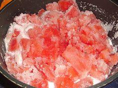 Chefkoch.de Rezept: Wassermelonen-Sirup