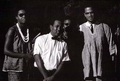 Maya Angelou with Malcolm X in Ghana.