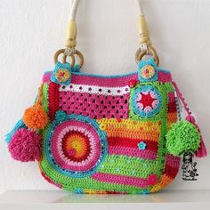 Illuminate Crochet: Friday Focus: Vendula Maderska