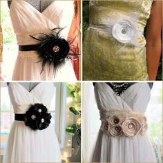 so so cute. possible for bridesmaid dresses