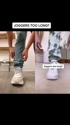 Teen Fashion Outfits, Outfits For Teens, Cute Outfits, Fashion Fashion, Fashion Tips, Diy Clothes Life Hacks, Clothing Hacks, Diy Fashion Hacks, Fashion Joggers