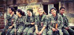 Os segredos da guerrilha curda contra o ISIS  http://controversia.com.br/3729