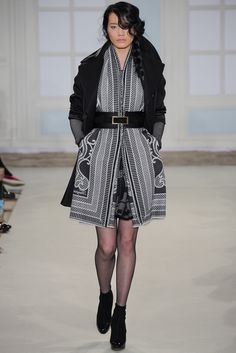 Temperley London LFW autumn-winter 2014/2015