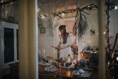 Deco, Marie, Layout, Candles, Inspiration, Wedding, Winter, Kinfolk Wedding, Biblical Inspiration