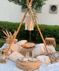 Picnic Decorations, Birthday Decorations, Wedding Decorations, Picnic Style, Picnic Theme, Picnic Set, Beach Picnic, Deco Champetre, Romantic Picnics