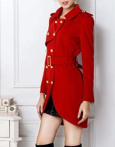 *gasp* This coat. I need. LX