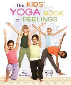 Kids' Yoga Book of Feelings