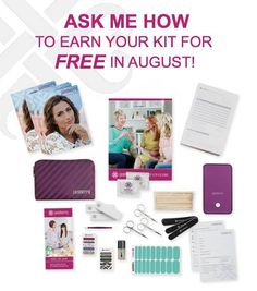 Hey #JamberryLover(s), #JamberryAddict(s), and #NailArtLover(s)! If you're looking for a way to make some extra money while getting a discount on your (tax-deductible) Jamberry products, you should DEFINITELY think about #BecomingAJamberryConsultant this month. #August is the VERY best time to join, because after your Fast Start reward and #CashRebate, you will have joined for $0!! Yes! I'm serious! Ask me more! Message me here or on Facebook…