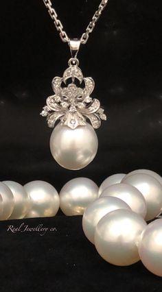 161 Best Pearl Pendant Images Pearl Pendant Pendants Pearl Jewelry