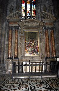 PELLEGRINO TIBALDI Santa Maria, Gothic, Europe, Cathedrals, World, Painting, Holy Mary, Goth Subculture, The World
