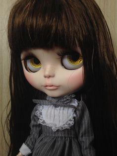 OOAK custom blythe by IchigoBlythe