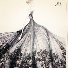 Valentino Sketch