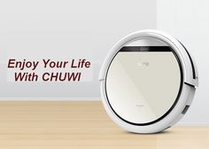 Chuwi Ilife V5S Intelligent Robotic Vacuum Cleaner is an essential household cleaning machine.