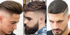 Αντρικά κουρέματα με ωραίο σβήσιμο για να επιλέξεις Barber Shop, Hair Cuts, Hair Color, Tips, Room, Men, Barber Salon, Haircut Designs, Haircolor